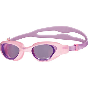 arena The One Goggles Kinder violet-pink-violet